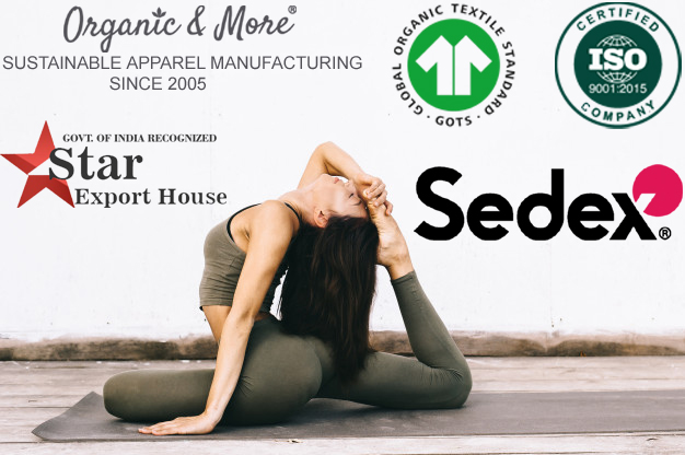 Yoga Clothing Manufacturers And Suppliers In India