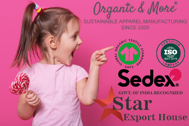 If You Buying Children Clothes Wholesale, Consider Organic Cotton Items