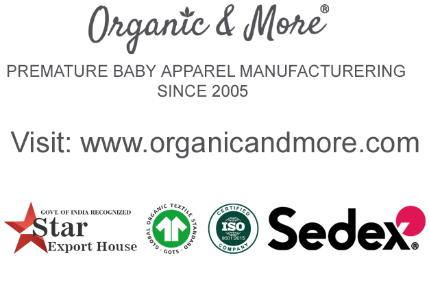 Preemie or Premature Baby Clothes Manufacturers And Suppliers In India
