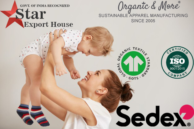 The Benefits of Organic Baby Apparels